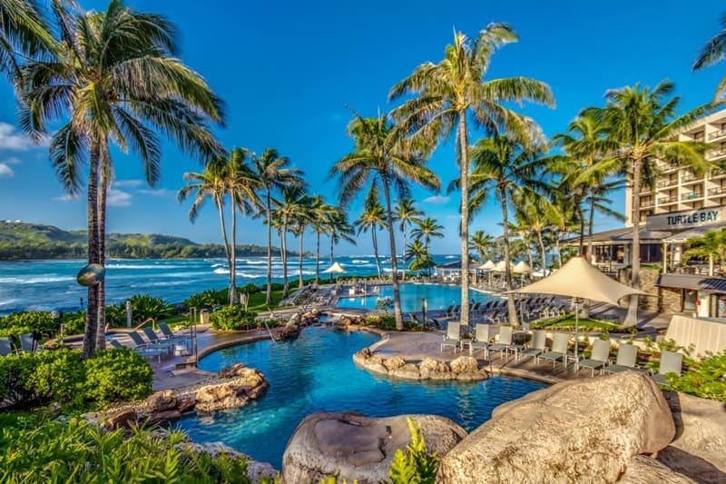 Oahu Hawaii / Turtle Bay Resort