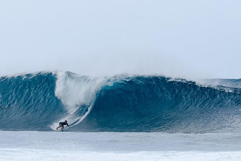 oahu surf spots banzai pipeline
