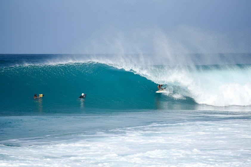 oahu surf spots off the wall