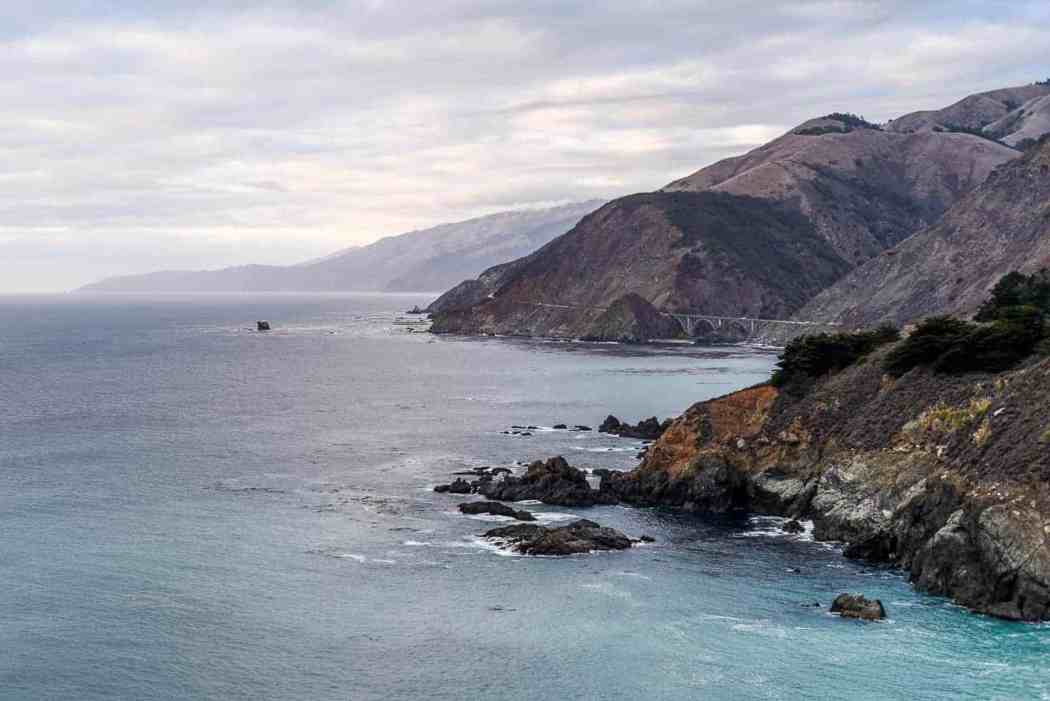 highway 1 road trip big sur