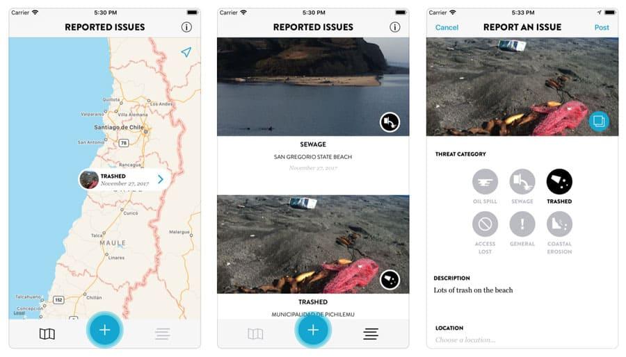surf apps endangered waves
