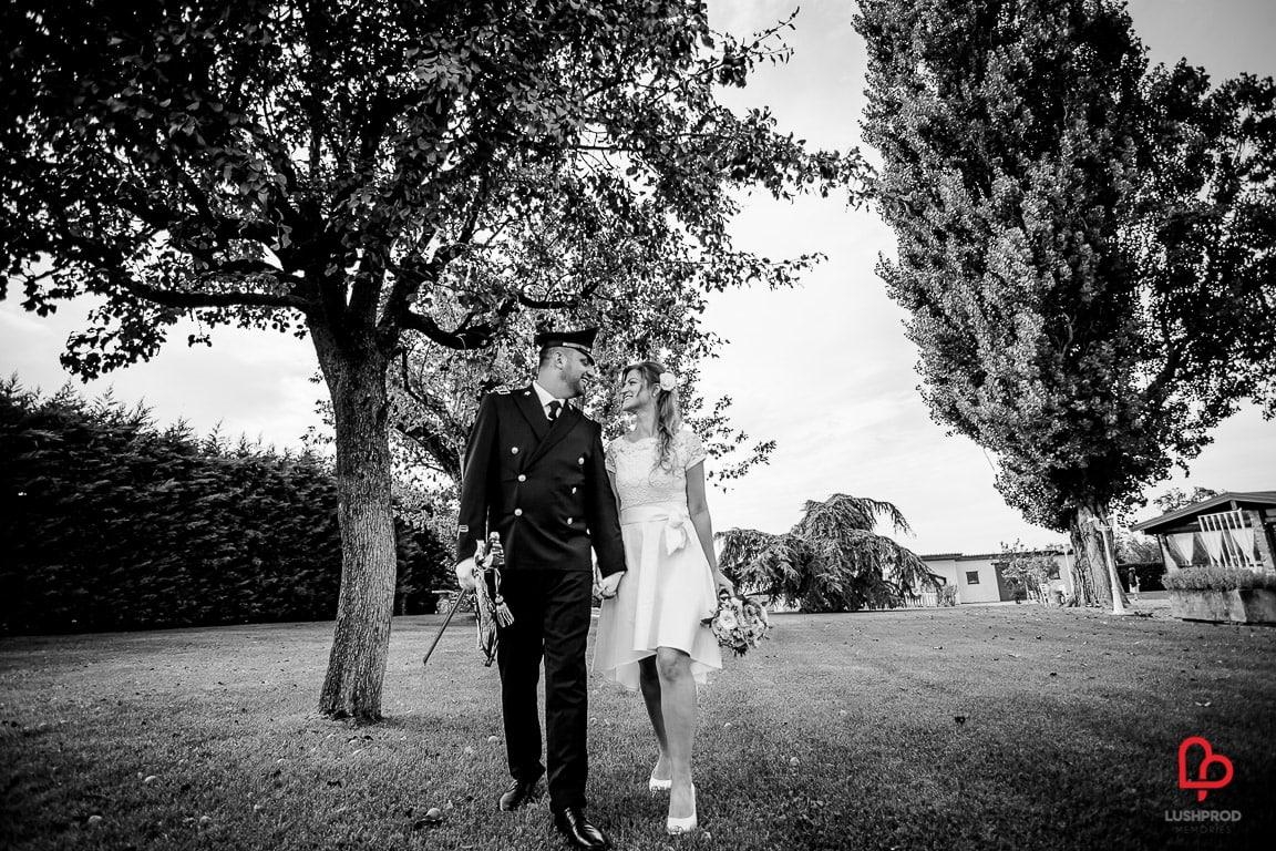 fotografo matrimonio Piacenza carabiniere
