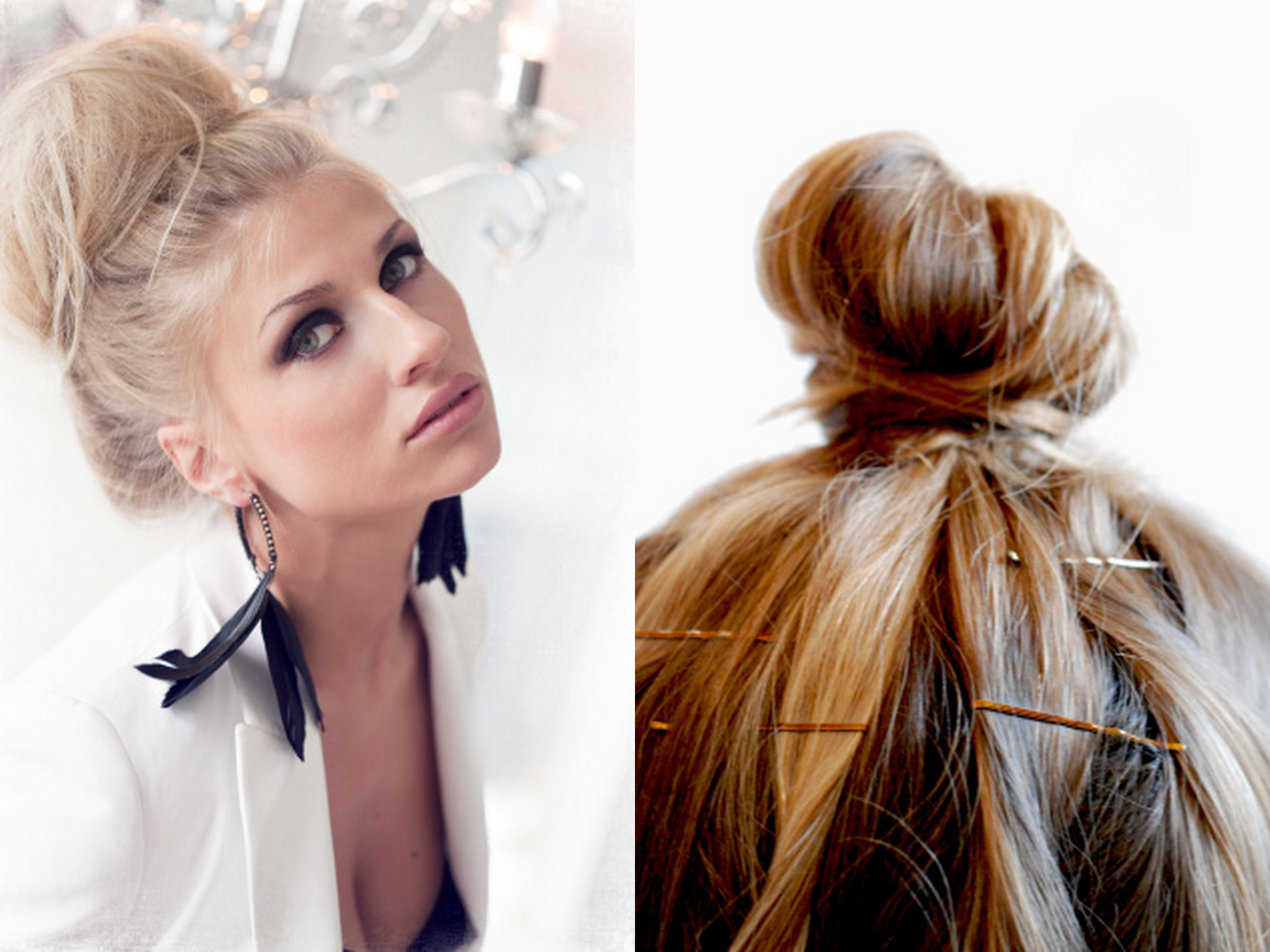 Hairstyles For Greasy Hair Roots
