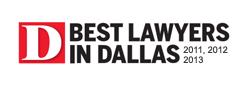 Best Lawyers in Dallas
