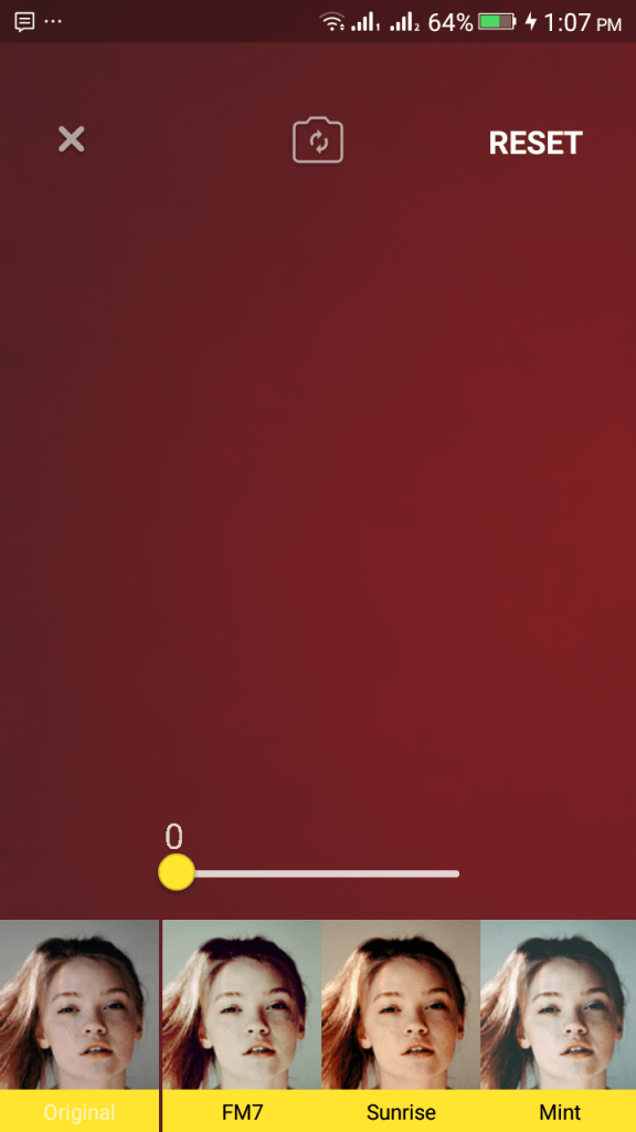 Screenshot of Coocoo WhatsApp App