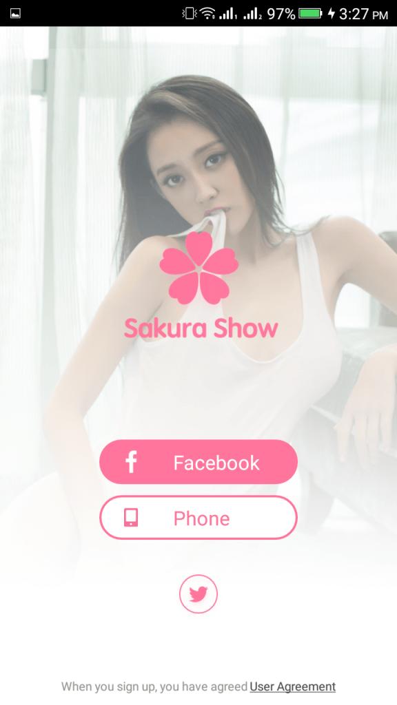 ScreenShot of Sakura Live Show