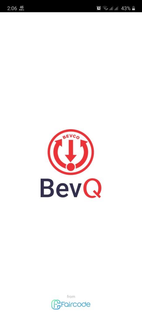 Screenshots of BevQ