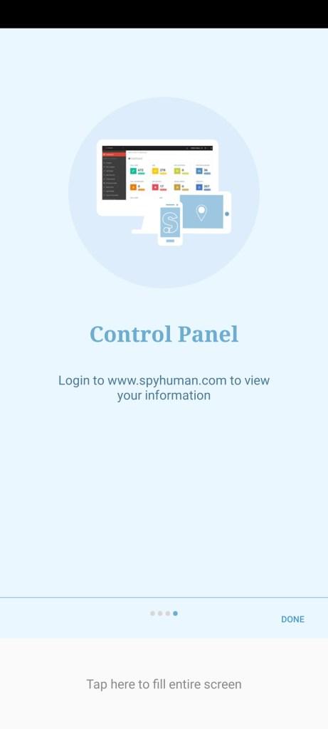 SpyHuman Tracker Apk