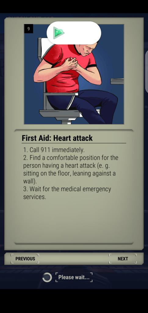 Screenshot of 911 Operator App