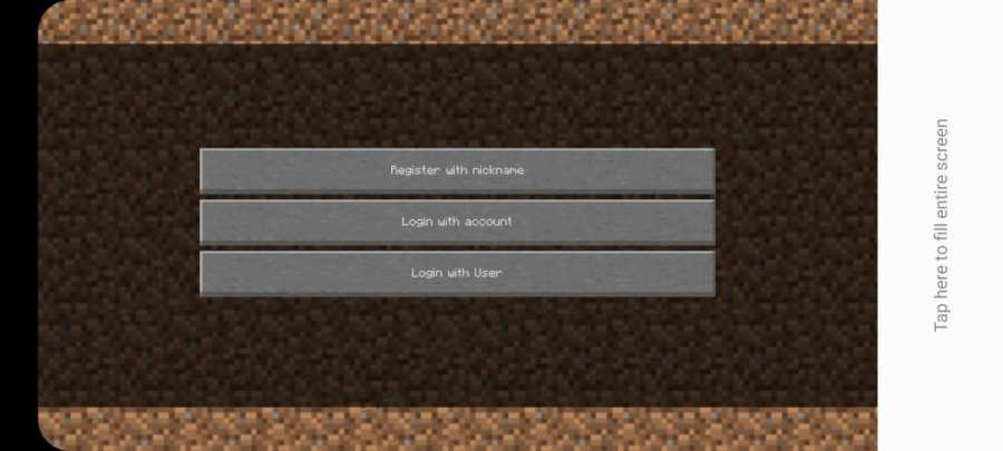 Screenshot of Minecraft Launcher Apk