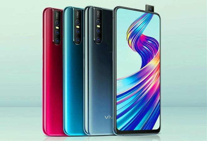 Screenshot of Vivo V15 Pro Mobile Review