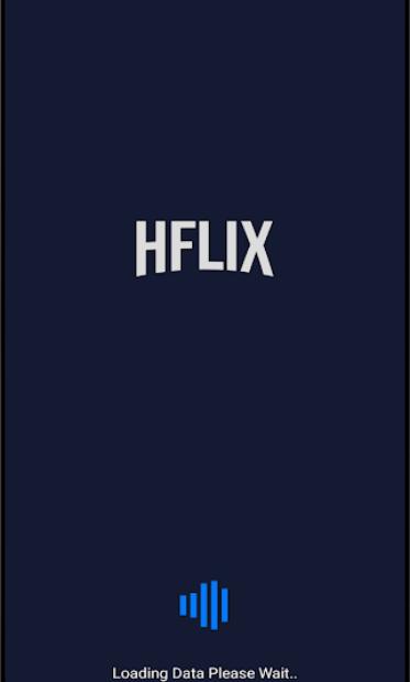 Screenshot of HFlix APK