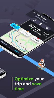 Screenshot of Coyote App