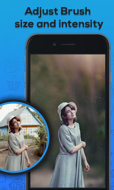 Screenshot of Focos App