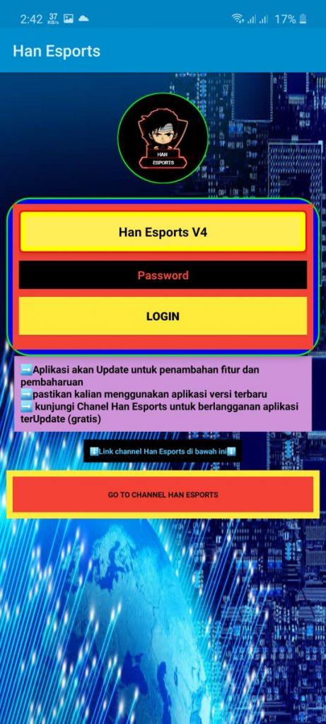 Screenshot of Han Esports