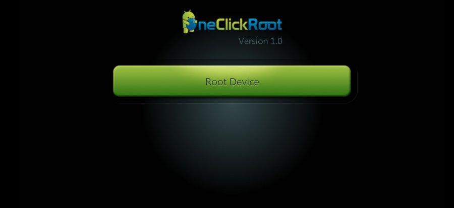 Screenshot of One Click Root Apk
