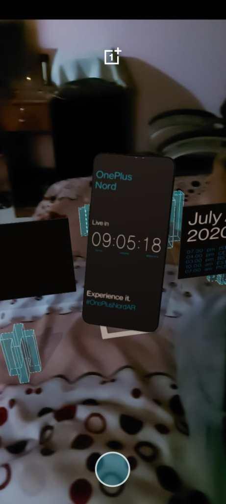Screenshot of OnePlus Nord Download