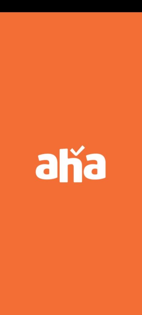 Screenshot of Aha Apk