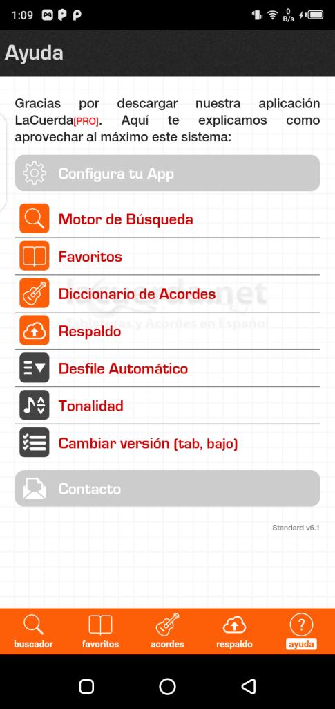 Screenshot of La Cuerda APK 2020