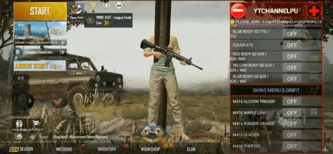 Screenshot of PPK INJECTOR