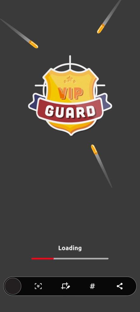 Screenshot of VIP Guard Apk