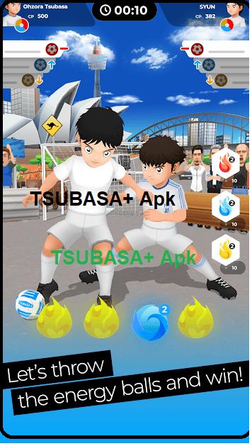 Screenshot of TSUBASA+ For Android