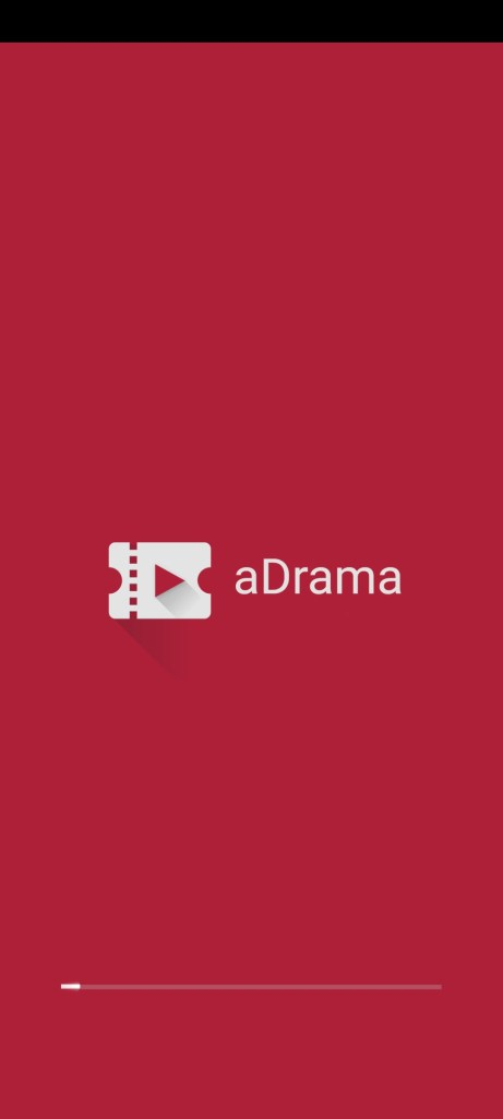 Screenshot of Adrama Apk