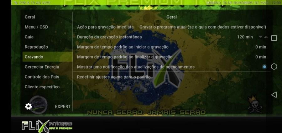 Screenshot of Flix TWT