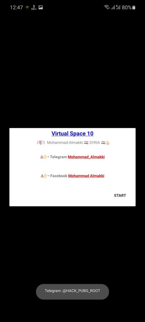 Screenshot of Virtual Q10 Apk