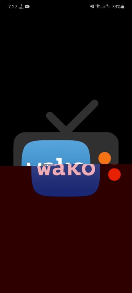Screenshot of Wako