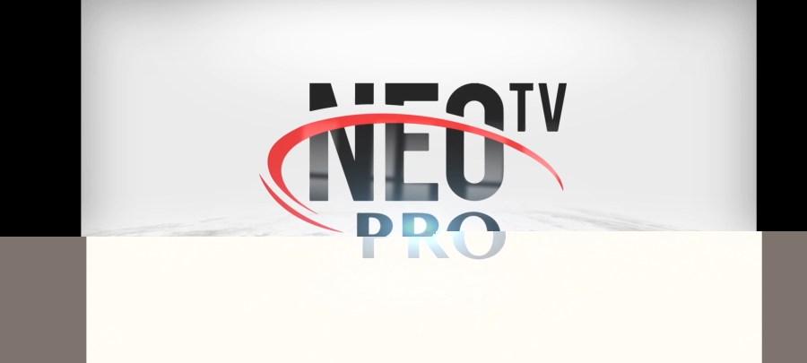 Screenshot of Neo TV Pro