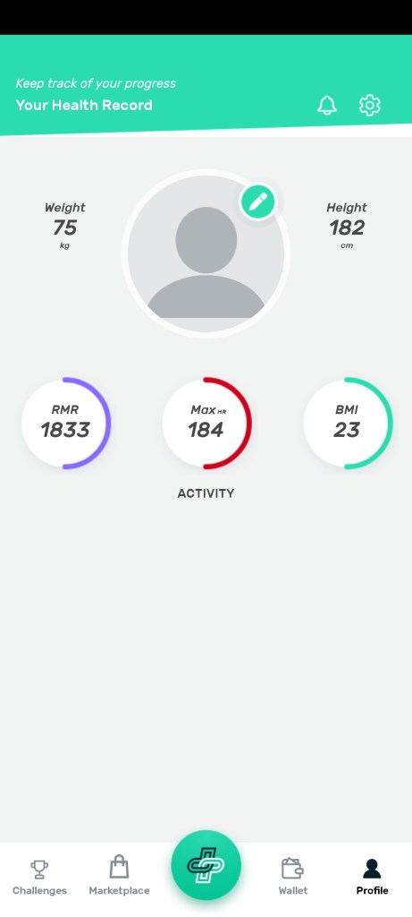 Screenshot of PUML Better Health Download