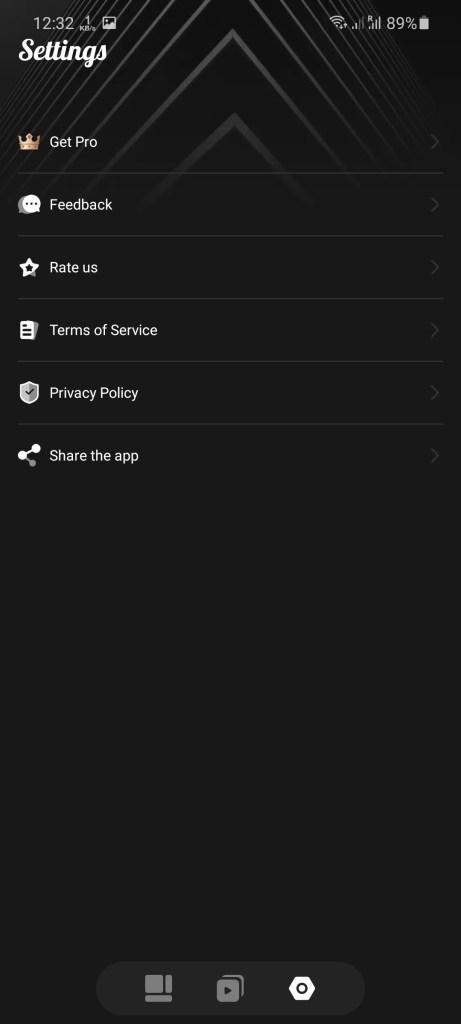 Screenshot of Premoment Mod Apk
