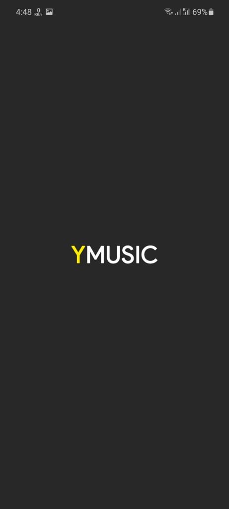 Screenshot of Y Musik Apk