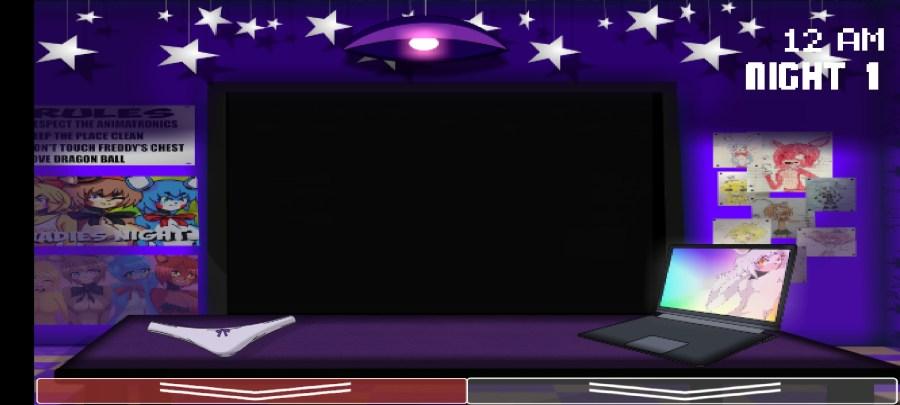 Screenshot of Five Nights In Anime Download