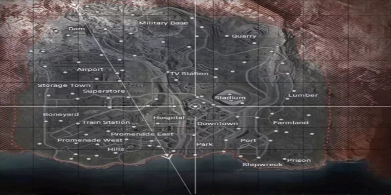 Screenshot of Warzone Season 3