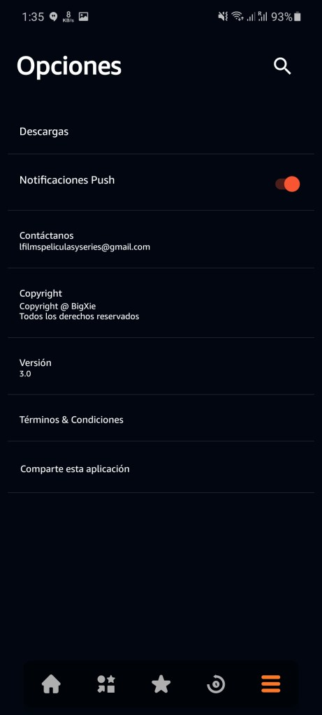 Screenshot of BigXie Pro Download