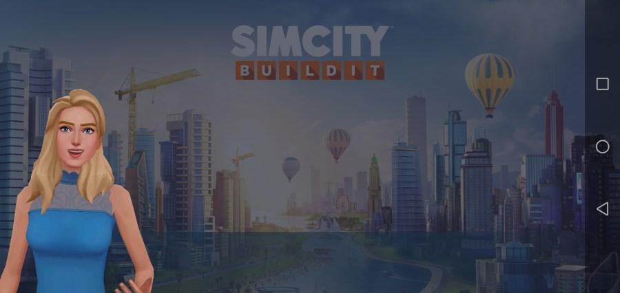 Screenshot of Simcity BuildIT Hack Apk