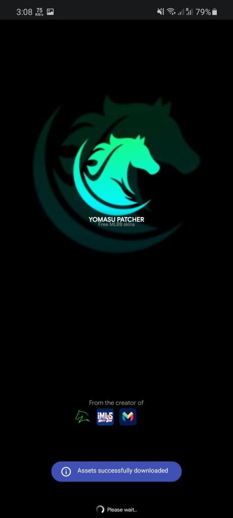 Screenshot of Yomasu Patcher Apk
