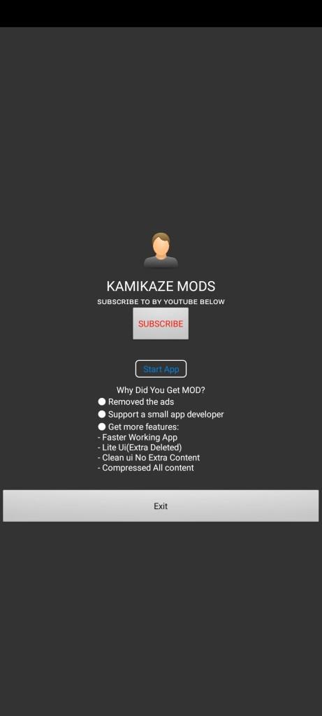Screenshot of Regedit VIP Apk