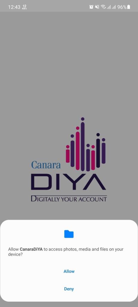 Screenshot of Canara Diya Download