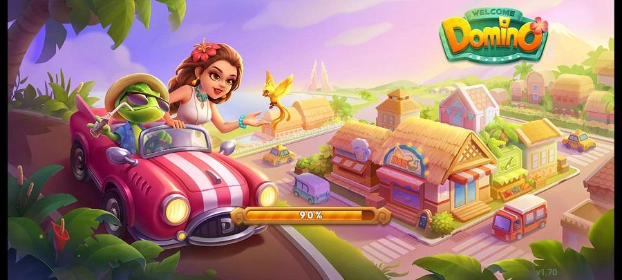 Screenshot of Domino Topbos Apk