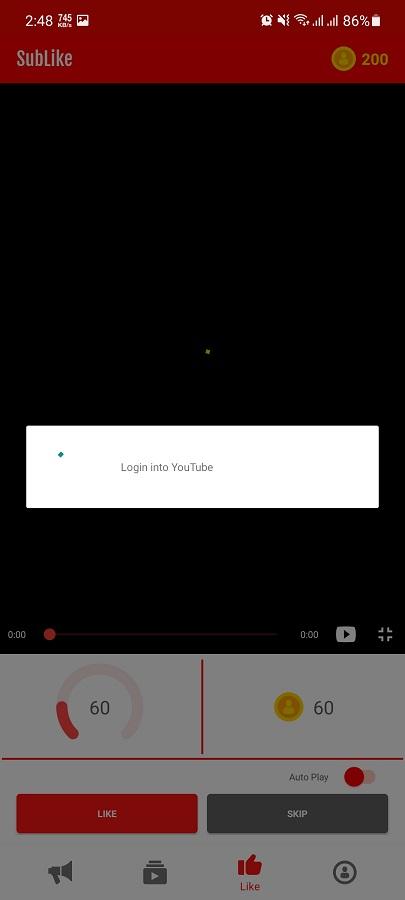 Screenshot of Follow Me Android