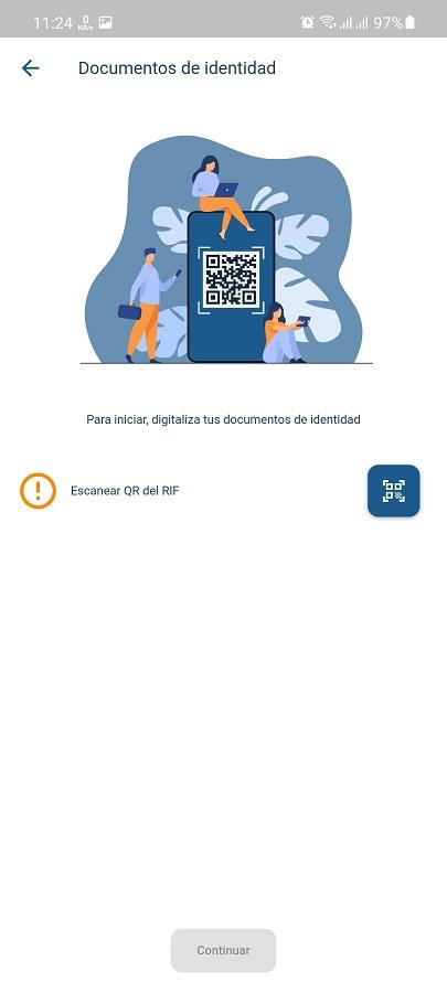 Screenshot of BDV Digital Download