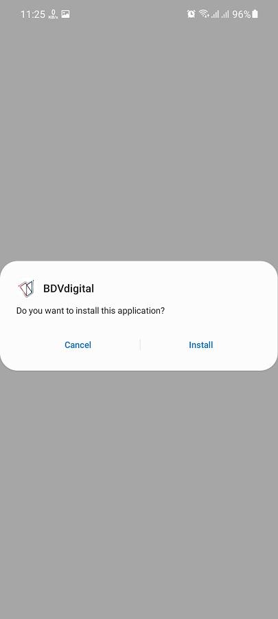 Screenshot of BDV Digital