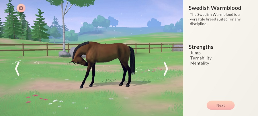 Screenshot of Equestrian The Game Android