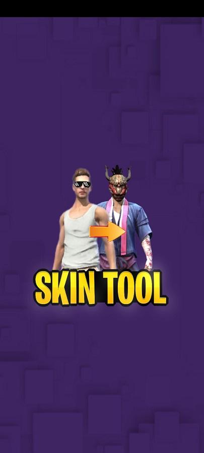 Screenshot of FFF FF Skin Tool
