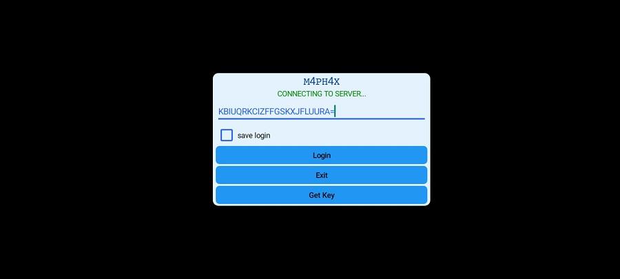 Screenshot saka M4PH4X ML Apk