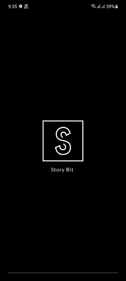Screenshot of Story Bit Apk