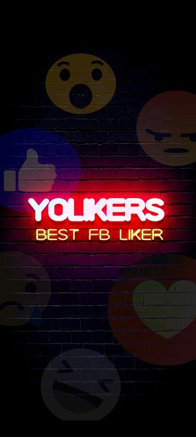 Screenshot of Your Liker App